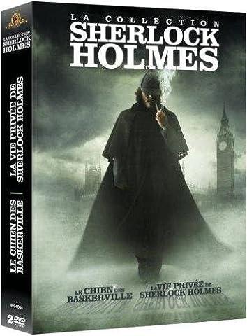 La Collection Sherlock Holmes : Le chien des Baskerville + La vie privée de Sherlock Holmes