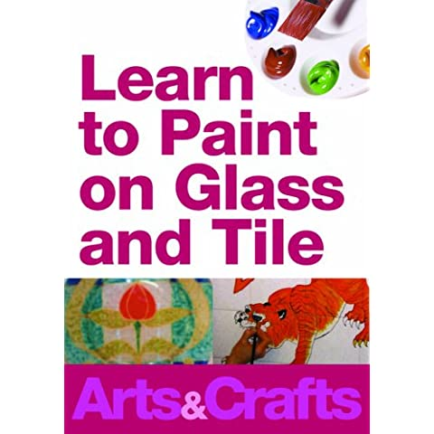 Learn To Paint On Glass And Tile - Inglese Tile