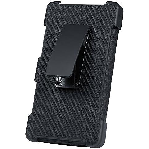 PLEMO Funda para LG G4 Soporte para Smartphone LG G4 Triple Protección