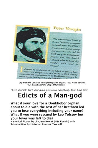 Edicts of a Man-god