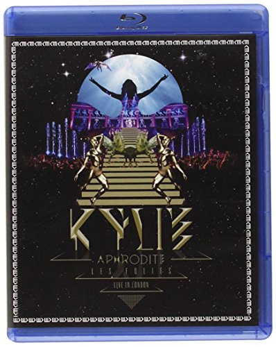 Aphrodite Les Folies – Live in London Blue Ray [Blu-ray] 51P8kTDcIbL