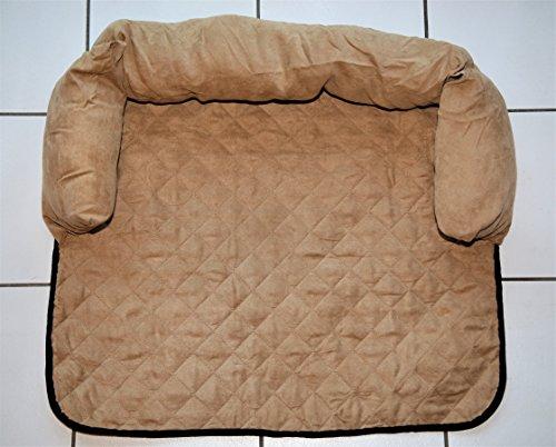 Worldgloves Hunde Sofaauflage Camel (medium) -