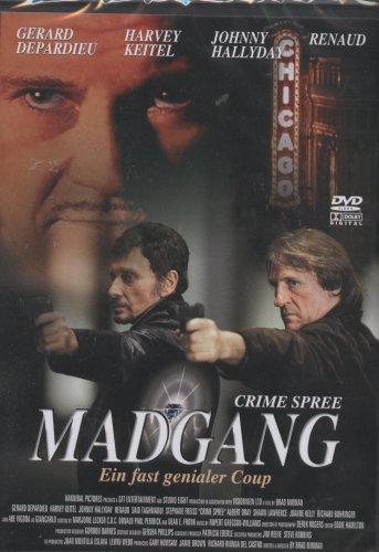 M.I.B.-Medienvertrieb in Buchholz MADGANG, ein fast genialer Coup