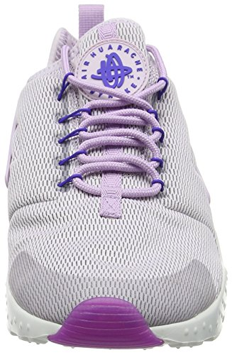 Nike Air Huarache Run Ultra, Chaussures de Running Entrainement Femme Multicolore (Bleached Lilac/Hyper Violet)