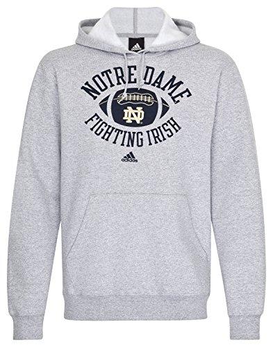 Majestic Athletic NCAA College Hoody Notre Dame Fighting Irish Kaputzenpullover Hooded Sweater University (S)