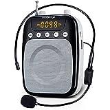 winbridge S358Protable Voice Amplifier FM Radio Mp3with Comfortable auricular Waist Neckband and Belt