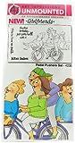 Girlfriends Art ImPressionss Cling Stamps Rubber, 23 cm x 4,5 cm, Set-Pinocchietti
