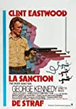 The Eiger Sanction - Clint Eastwood - Belgian Movie Wall