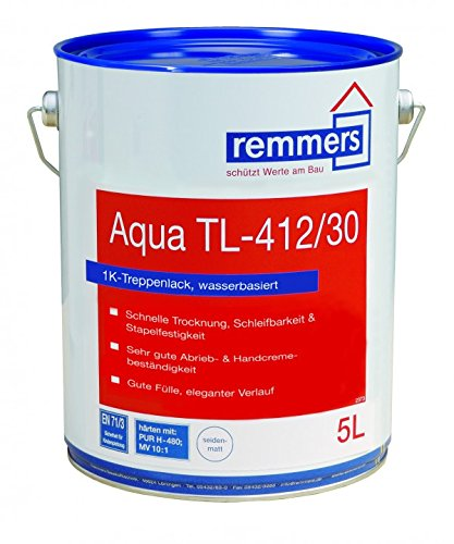 Remmers Aqua TL-412-Treppenlack