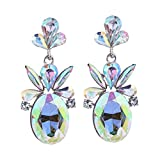 Damen Ohringe exzellenter ästhetischer Schmuck für Ihre Hochzeit und Abendgarderobe Sommer Style Outfit (Azalee)