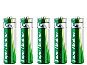 tka Sparpack Super-Alkaline-Batterien Mignon 1,5V Typ AA, 100 Stück