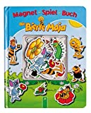 MagnetSpielBuch Die Biene Maja: Mit 16 farbigen Magneten