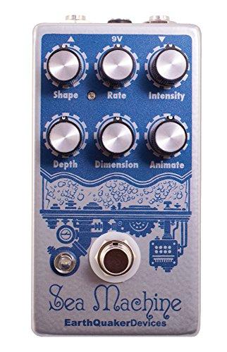 EarthQuaker Devices Sea Machine V2 · Pedal guitarra eléctrica