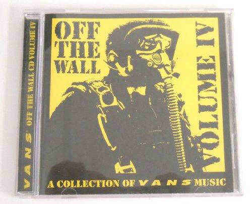 Vans Off The Wall CD Volume IV ( Vans Warped Tour 2001 )