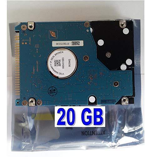 20GB Festplatte kompatibel für HP Compaq nx8220 -