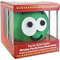Christmas Family Game Pass The Parcel Sprout Party Game With 8 Gifts by Royle