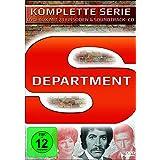 Department S - Die Komlette Serie - DVD Box