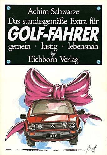 Das standesgemässe Extra für Golf-Fahrer: Gemein, lustig, lebensnah