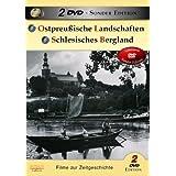 Doppelbox: Ostpreußische Landschaften + Schlesisches Bergland / LIMITIERTE AUFLAGE ZUM SONDERPREIS!!!
