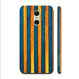 Enthopia Designer Hardshell Case Yellow To Blue Back Cover for Xiaomi Redmi Pro