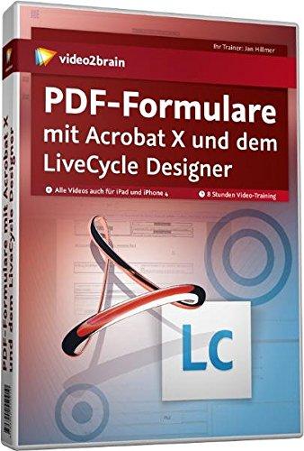 PDF-Formulare mit Acrobat X und dem LiveCycle Designer