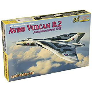 Dragon 500722016 1: 200 AIRCRAFT – Arvo Vulcan B.2 30Th, Plane
