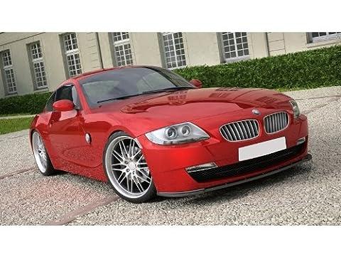 BMW Z4 E85/E86 Front Splitter After Facelifting For Standard Bumper 2006-2008