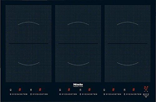Miele KM6367-1 FL.BDG.  Kochfeld Elektro / Induktion / 79,2 cm / Intuitive Schnellanwahl per Zahlenreihe - Direktanwahl / Modernes Design - 792 mm breit für den flächenbündigen Einbau