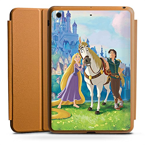 Preisvergleich Produktbild Apple iPad Mini 2 Smart Case Hülle Tasche mit Ständer Smart Cover Disney Rapunzel  Neu verföhnt Merchandise Geschenke
