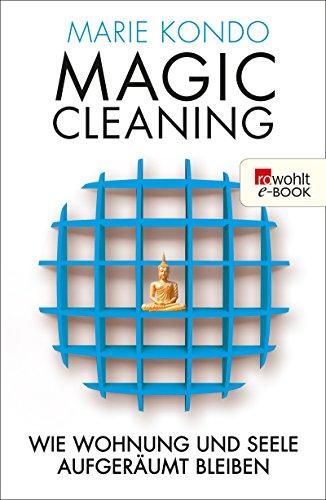 Buchseite und Rezensionen zu 'Magic Cleaning: Wie Wohnung und Seele aufgeräumt bleiben' von Marie Kondo