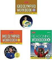 International General Knowledge Olympiad (IGKO) Work -Class 4 (2020-21) + International Mathematics Olympiad W