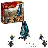 #10: LEGO 76101 Marvel Avengers Infinity War Movie: Outrider Dropship Attack