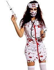 Anladia - Conjunto - Mujer Krankenschwester medium