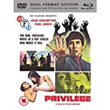 Privilege (BFI Flipside) (DVD + Blu-ray) [UK Import]