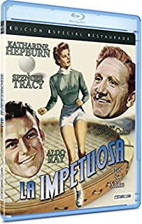 La Impetuosa BD 1952 Pat and Mike [Blu-ray]