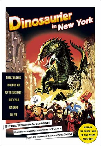 Dinosaurier in New York - New York Monster Von