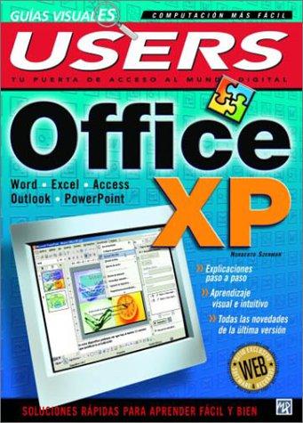 Office Xp (Guias Visuales USERS) por Szerman N