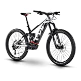 Husqvarna Mountain Cross 5 MC5 27,5'' 500Wh Shimano 10v Taglia 44 Nero 2019 (eMTB all Mountain)