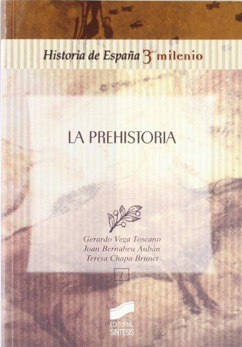 La prehistoria (Historia de España, 3er milenio) por LUIS GERARDO VEGA TOSCANO