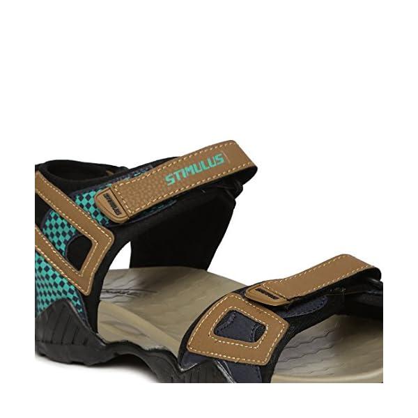 1b03f22406deca PARAGON Stimulus Men s Beige Sandals - DiscountDoor