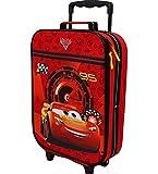 Valigia per bambini valigia trolley bagaglio a mano borsa Disney Cars 8111