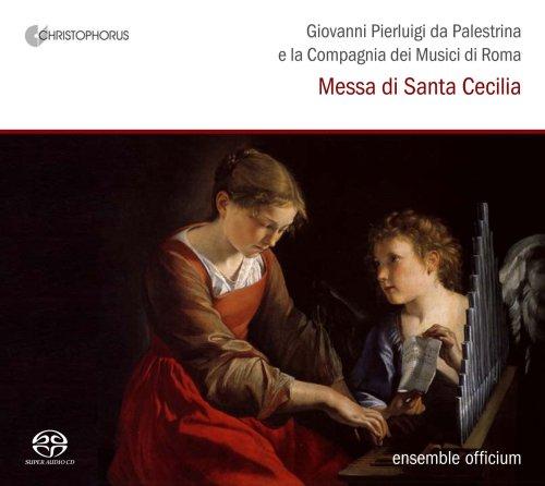 Giovanni Pierluigi da Palestrina: Messa di Santa Cecilia / Motetten / Canticum canticorum (Mancini Francesco)