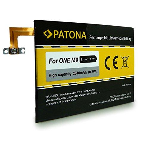 PATONA Batería B0PGE100 para HTC ONE M9
