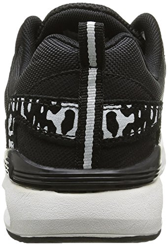 British Knights - Demon, Scarpe da ginnastica Donna Schwarz (Black/White 07)