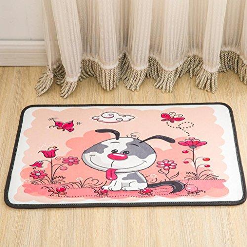 Kreative Matten Anti - Rutsch - Teppiche Kinder Teppich für Schlafzimmer , 1 , 60x90cm