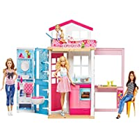 Barbie DVV47 2-Etagen Ferienhaus