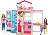 Best Barbie Kitchen Playsets - Barbie 2-Story House with Furniture & Accessories Review