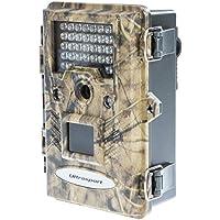 Ultrasport Cámara de vigilancia UmovE Secure Guard PRO (Ready), cámara de naturaleza camuflada, cámara de exterior con detector de movimiento, PRO READY incluye pilas y tarjeta SD de 16 GB - Spy Cam con resolución Full HD