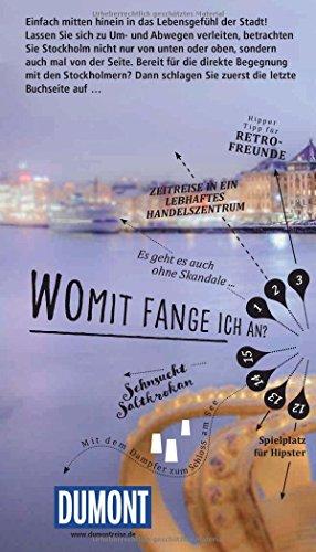 DuMont direkt Reiseführer Stockholm: Mit großem Cityplan: Alle Infos bei Amazon