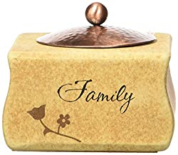 Comfort Candles Family Connecting Tea Light Holders and Candles Pavilion Set of 2